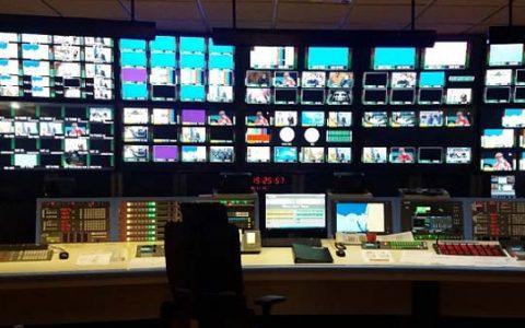 TVE / INSTALLATION AND START UP MATRIX HD / BARCELONA