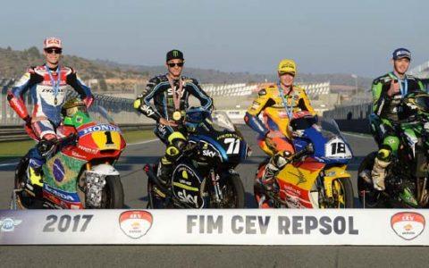 FIM CEV REPSOL / END OF SEASON / VALENCIA