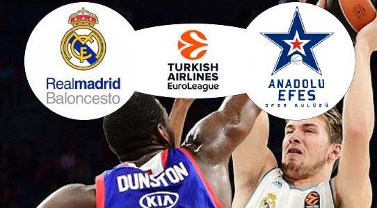 BASKETBALL EUROLEAGUE / MADRID