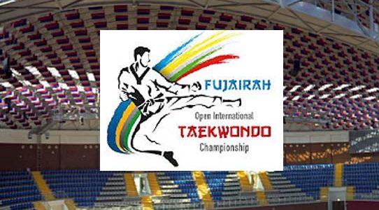 INTERNATIONAL TAEKWONDO CHAMPIONSHIP / FUJAIRAH / UAE