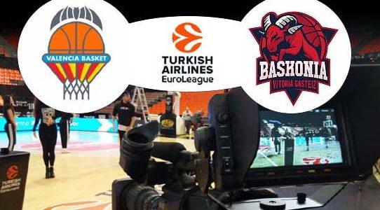 BASKETBALL EUROLEAGUE / VALENCIA BASKET VS. BASKONIA / VALENCIA