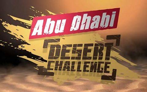 ABU DHABI DESERT CHALLENGE / ABU DHABI / UNITED ARAB EMIRATES