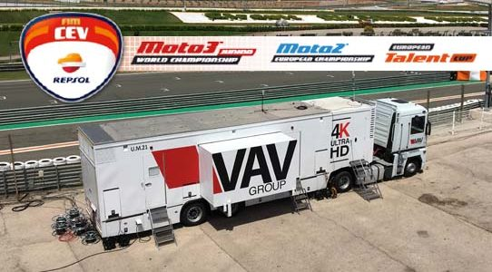 FIM CEV REPSOL / PRODUCTION OF THE SECOND RACE / VALENCIA
