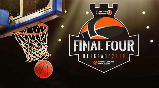 FINAL FOUR EUROLEAGUE 2018 / BELGRADE / SERBIA