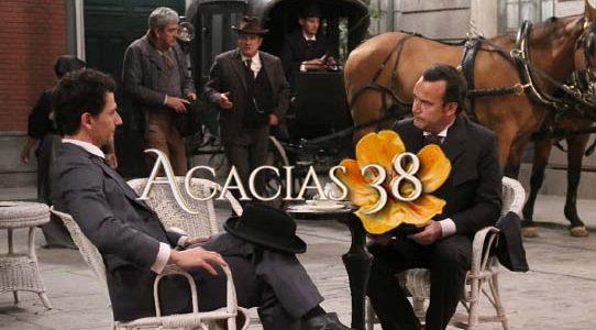 """ACACIAS 38"" / BOOMERANG TV / MADRID"