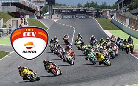PRODUCTION OF THE FORTH RACE / FIM CEV REPSOL 2018 / MONTMELÓ CIRCUIT / BARCELONA