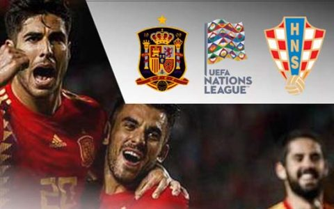 UEFA NATIONS LEAGUE / HOST BROADCASTER AND CUSTOM SIGNAL FOR RTVE / ELCHE