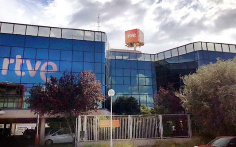 INSTALLATION OF THE RTVE CONTRIBUTION SYSTEM / VALENCIA