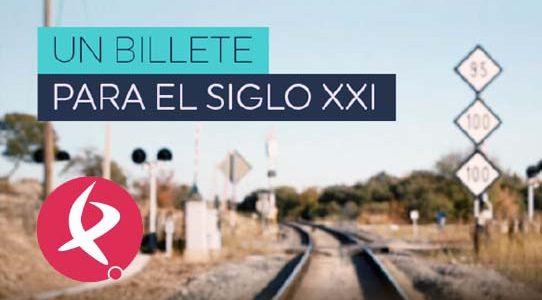 """UN BILLETE PARA EL SIGLO XXI"" (A TICKET FOR THE XXI CENTURY) / CANAL EXTREMADURA TX / CÁCERES"