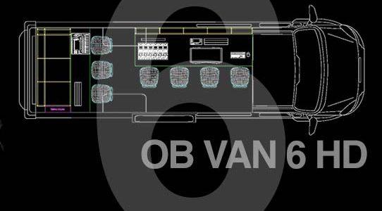 NEW OB VAN 6 HD / MADRID