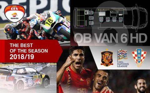 THE BEST OF THE SEASON 2018/19 / ESPAÑA