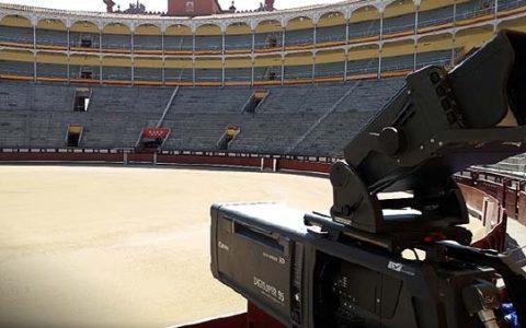 "TELEMADRID / TOROS FROM ""LAS VENTAS"" / MADRID"