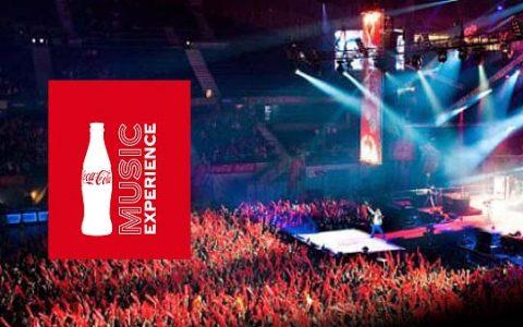 MEDIASET / COCA-COLA MUSIC EXPERIENCE FESTIVAL / MADRID