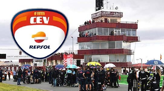 FIM CEV 2019 / SEVENTH RACE OF THE SEASON / ALBACETE