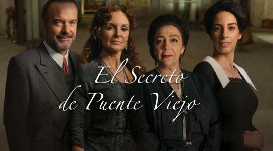 """""""EL SECRETO DE PUENTE VIEJO"""" / MIN SERIES AWARD NOMINATIONS 2019 / MADRID"""