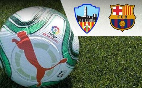 YOUTH SOCCER / LLEIDA VS. F.C. BARCELONA / TV3