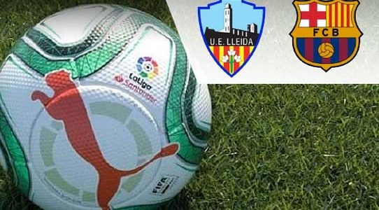 YOUTH SOCCER / LLEIDA VS. F.C. BARCELONA / TV3