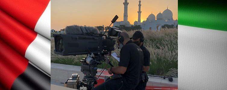 VAV BROADCAST / COMMEMORATION DAY / ABU DHABI / UNITED ARAB EMIRATES