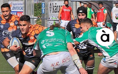 BROADCAST / ÀPUNT / RUGBY / HONOR DIVISION / VALENCIA