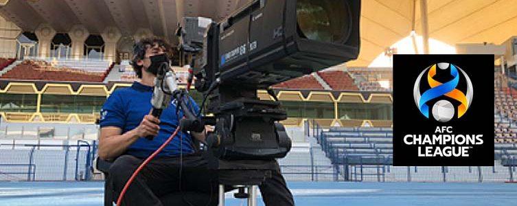 VAV BROADCAST / KSA / FOOTBALL / AFC CHAMPIONS LEAGUE / SAUDI ARABIA