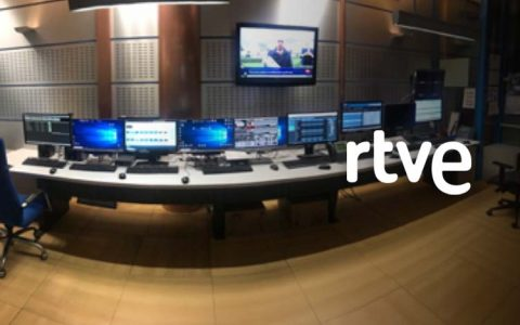 VAV ENGINEERING / RTVE / ENGINEERING AND INSTALLATION WORK COMPLETED AT TORRESPAÑA / MADRID