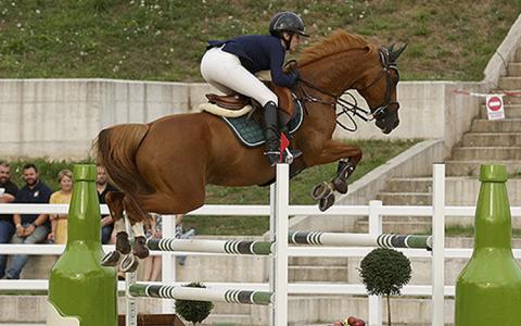 VAV BROADCAST / HORSE JUMPING / CSI ASTURIAS