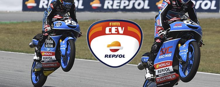 VAV BROADCAST / FIM CEV 2021 / FOURTH RACE / AUTÓDROMO DO ALGARVE / PORTUGAL