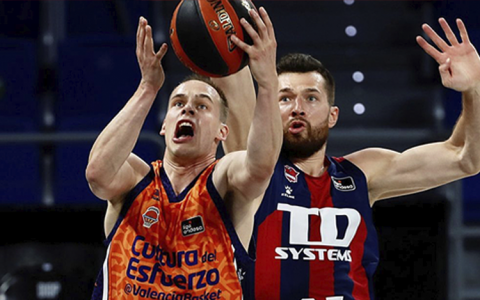 VAV BROADCAST / ACB LIGA ENDESA / BASKETBALL / VALENCIA