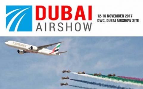DUBAI AIR SHOW 2017 / AEROPUERTO AL MAKTOUM / DUBAI / EAU