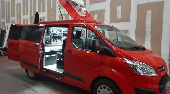RTVE / Instalación y suministro de equipamiento / MADRID