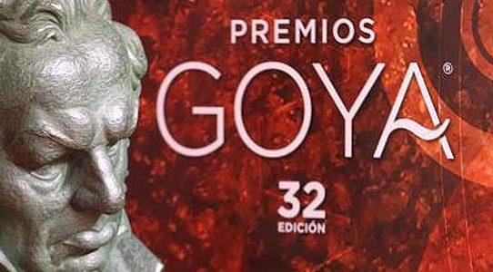 PREMIOS GOYA 32 EDICIÓN / MADRID