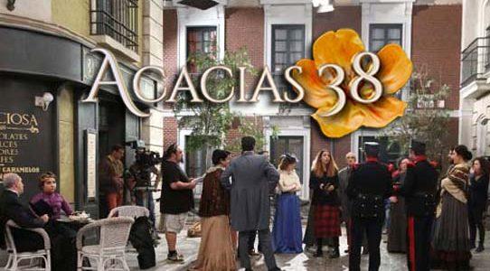 ACACIAS 38 / 3 AÑOS EN EMISIÓN / MADRID