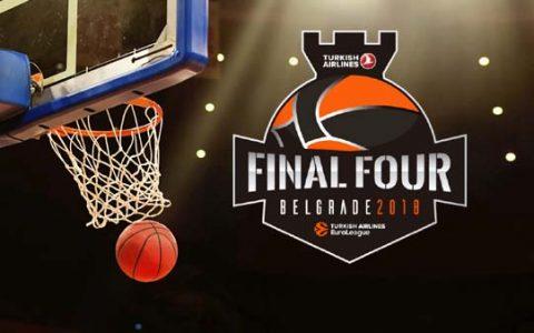 FINAL FOUR EUROLIGA 2018 / BELGRADO / SERBIA