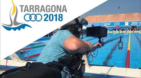 XVIII JUEGOS DEL MEDITERRÁNEO 2018 / RTVE / TARRAGONA