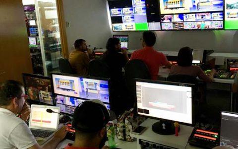 """MAGAZINE """"A ESTA HORA"""" / CANAL EXTREMADURA TV / MÉRIDA"""