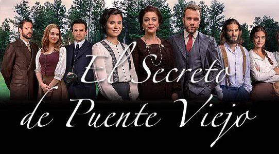 """""""EL SECRETO DE PUENTE VIEJO"""" / 2000 CAPÍTULOS / BOOMERANG TV / MADRID"""