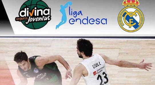 ACB LIGA ENDESA / DIVINA SEGUROS JOVENTUT VS. REAL MADRID / BARCELONA
