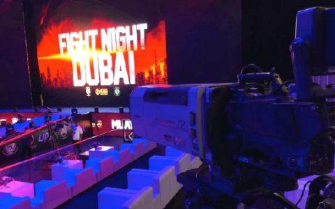 FIGHT NIGHT DUBAI / EMIRATOS ÁRABES UNIDOS
