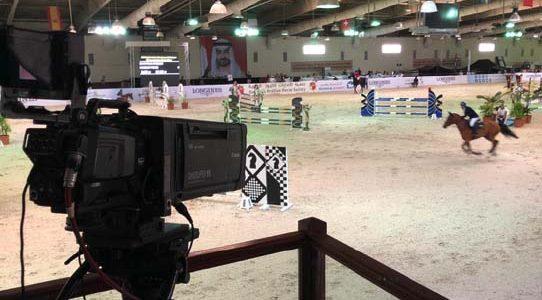 HORSE JUMPING SHOW / ABU DHABI / EMIRATOS ÁRABES UNIDOS
