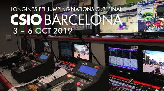 108º CONCURSO INTERNACIONAL DE SALTOS (CSIO) BARCELONA 2019 / BARCELONA