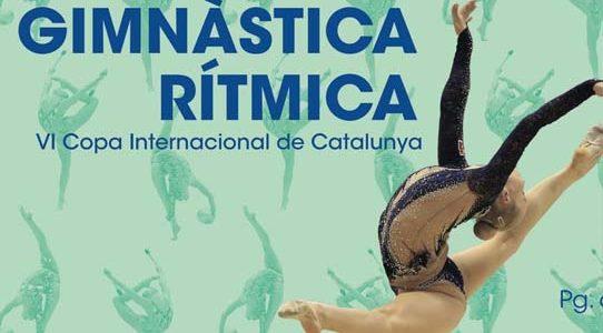 GIMNASIA RÍTMICA / ES3 / TV3 / BARCELONA