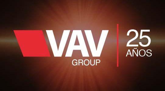 VAV GROUP / 25 AÑOS