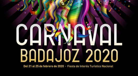 CARNAVALES 2020 / CANAL EXTREMADURA TV / MÉRIDA Y BADAJOZ