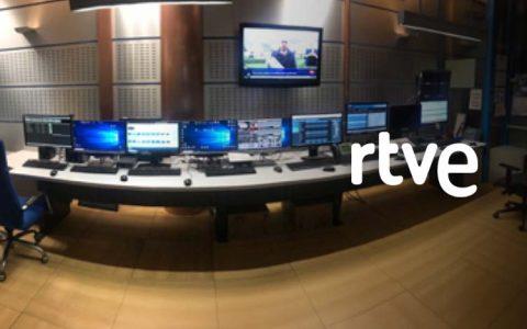 VAV ENGINEERING / RTVE / FINALIZADOS LOS TRABAJOS EN ÁREA DE INGESTA CENTRALIZADA EN TORRESPAÑA / MADRID