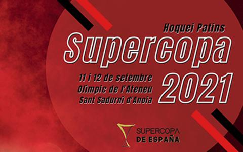 VAV BROADCAST / TV3 / SUPERCOPA DE ESPAÑA DE HOCKEY PATINES / SANT SADURNÍ D'ANOIA