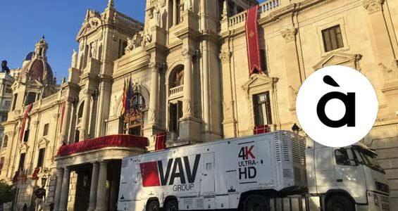 VAV BROADCAST / ÀPUNT/ DÍA DE LA COMUNIDAD VALENCIANA / VALENCIA